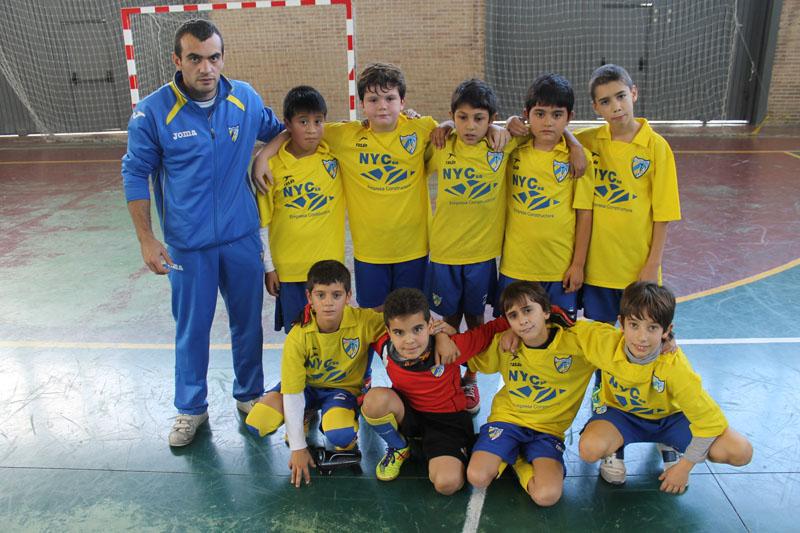 Benjamín A 2012/2013