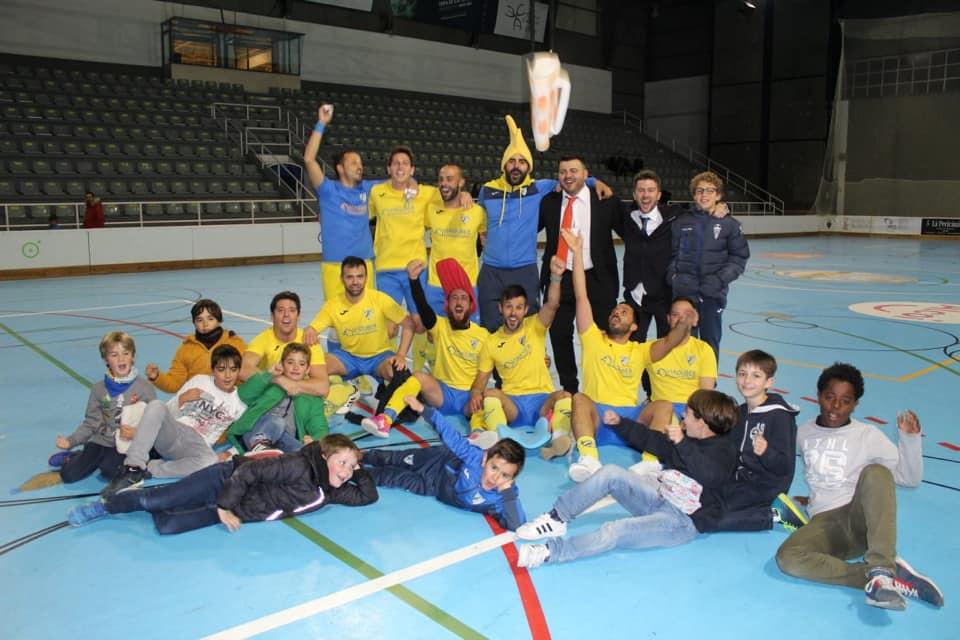 El Sporting Vedruna se proclama campeón de Liga